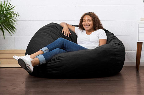 Enjoyable Top 10 Best Bean Bag Chairs For Adults Kids Reviews In 2019 Dailytribune Chair Design For Home Dailytribuneorg