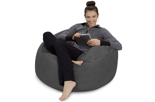 Surprising Top 10 Best Bean Bag Chairs For Adults Kids Reviews In 2019 Dailytribune Chair Design For Home Dailytribuneorg