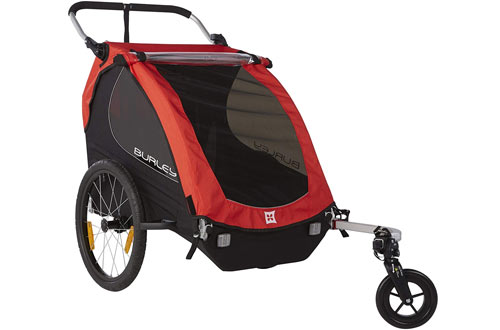 Burley Design Honey Bee Bike Trailer
