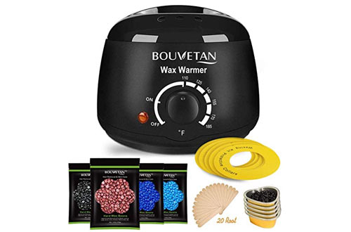 Wax Warmer, Professional Hair Removal Waxing Kit