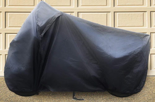 GAUCHO Motorcycle cover - Heavy duty all-season outdoor protection for large cruisers