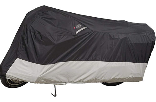 WeatherAll Plus Indoor/Outdoor Waterproof Motorcycle Cover