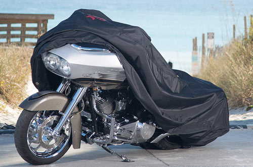Badass Moto Gear All Wx Ultimate Waterproof Motorcycle Cover