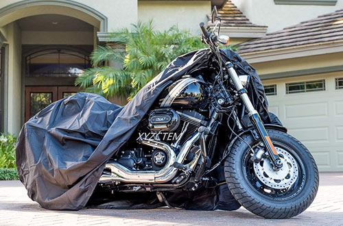 XXXL Large Waterproof OutdoorMotorcycle Cover