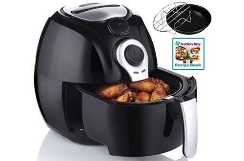 Avalon Bay Air Fryer, For Healthy Fried Food