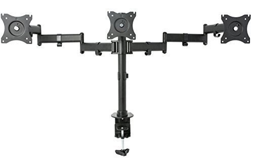 VIVO Triple Monitor  Mount Stand for LCD Screens