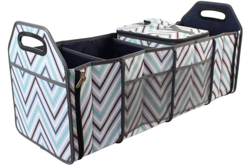 INNO STAGE Car Organizer Trunk for Front or Backseat