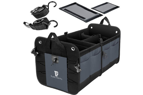 9d360754a119 Top 10 Best Trunk Organizers for Car & Truck Reviews In 2019