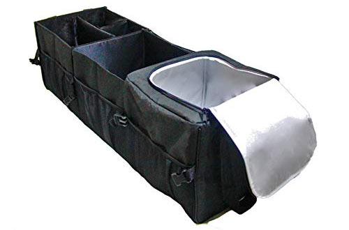 Untimate Car Trunk Organizer for SUV, Vehicle and Truck