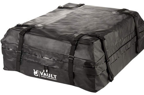 Roof Rack Cargo Carrier Storage Roof Bag by Vault Cargo