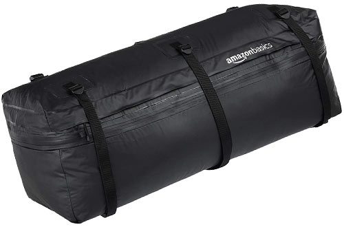AmazonBasics Expandable Hitch Rack Cargo Carrier Bag