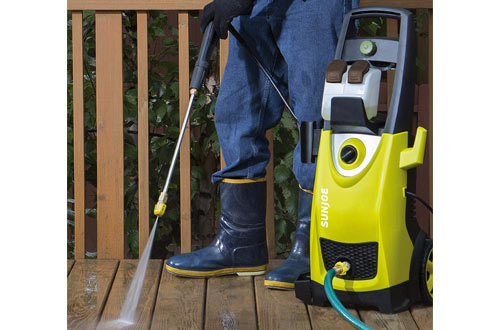 Sun Joe SPX3000 14.5-Amp Electric Pressure Washer