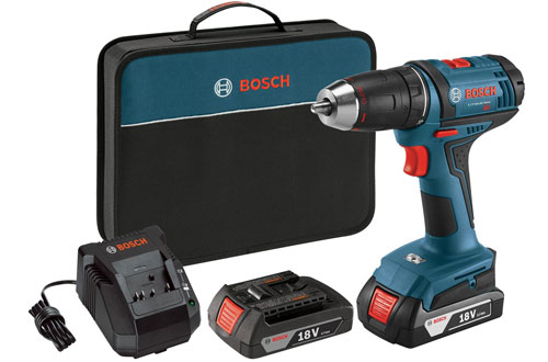 Bosch 18-Volt Compact Cordless Drill and Driver