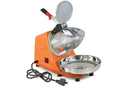 ZENY300WElectric Ice Shaver Machine for Kitchen