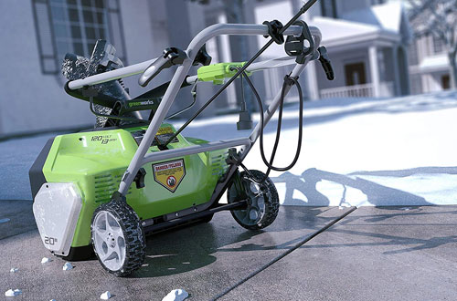 Electric Snow Blowers