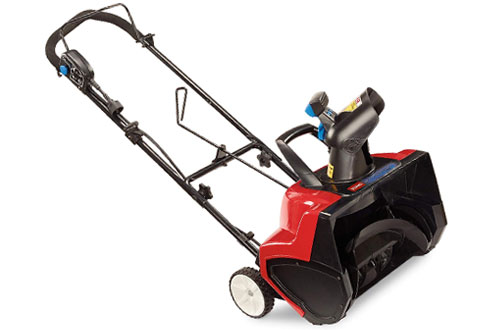 Toro 38381 15 Amp Electric Powered Curve Snow Blower