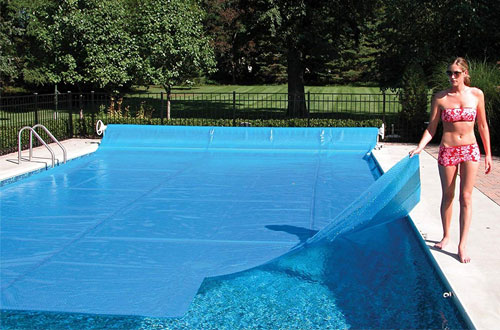 10. Sun2Solar Rectangle Solar Heating Blanket For In Ground U0026 Above Ground Swimming  Pools
