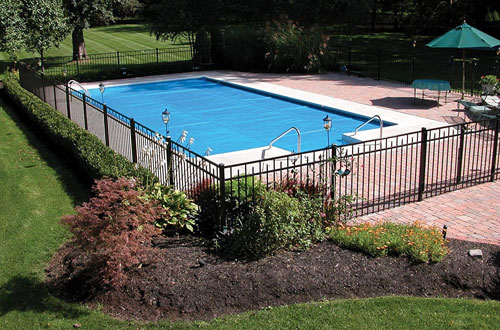 Thermo-Tex 2831224 Blue Swimming Pool Solar Pool Cover
