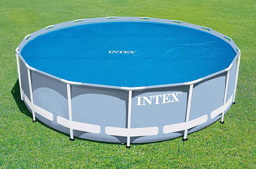 Intex Solar Cover for 15feet Diameter Easy Set and Frame Pools