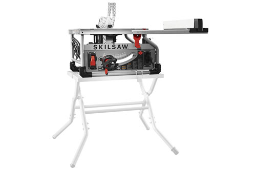SKILSAW SPT70WT-01 10-Inch Portable Worm Drive Table Saw
