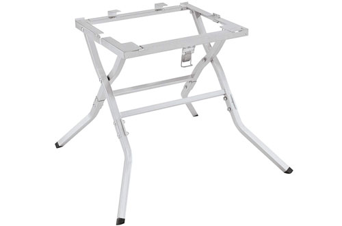 """Bosch GTA500 Portable Folding Stand for 10"""" Jobsite Table Saw"""