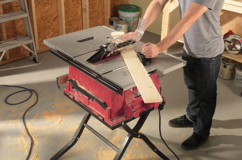 """SKIL 3410-02 10"""" Folding Table Saw Stand"""
