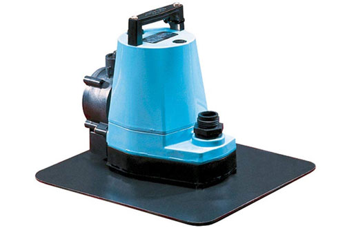 Automatic Safeguards Pool Cover Pump