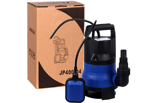 Miageek [US Stock] 2115GPH Portable Transfer Submersible Pump