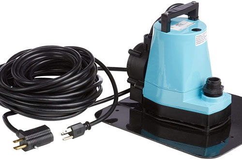 Little Giant 5-APCP Automatic Pool Cover Pump for Submersible Water Pump