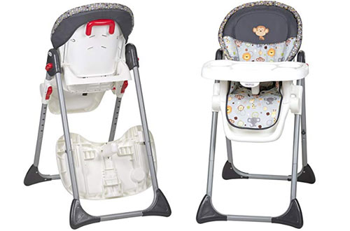 Baby Trend Sit Right High Chair Bobble Heads