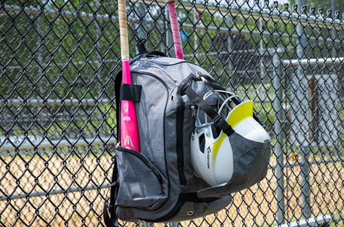 Body's Choice Baseball Gear Bag - Equipment Backpack