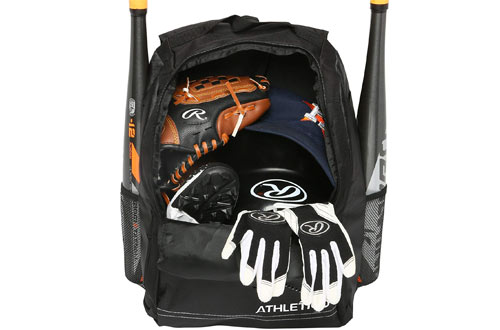 Athletico Youth Baseball Bag - T-Ball & Softball Equipment & Gear