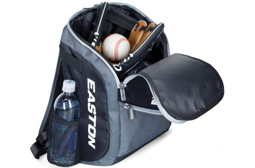 EASTON GAME READY Youth Bat and Equipment Backpack Bag