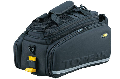 Topeak MTX Trunk Bag DXP Bicycle Trunk with Rigid Molded Panels