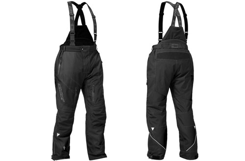 Castle X Fuel G6 Men's Snowmobile Pants Black LRG