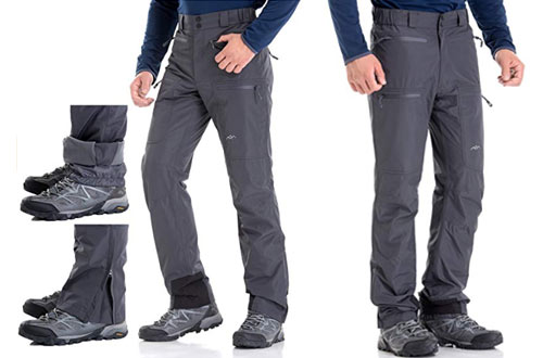 Trailside Supply Co.Men's Insulated Ski & Snowboard Pants