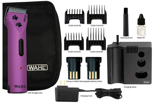 Wahl Professional Animal ARCO Cordless Dog and Pet Clipper Kit