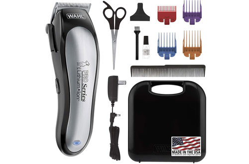 WAHL Lithium Ion Pro Series Cordless Dog Nail Clippers