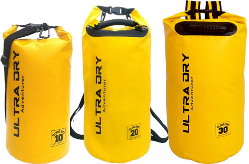 Ultra Dry Premium Waterproof Dry Bag and Sack