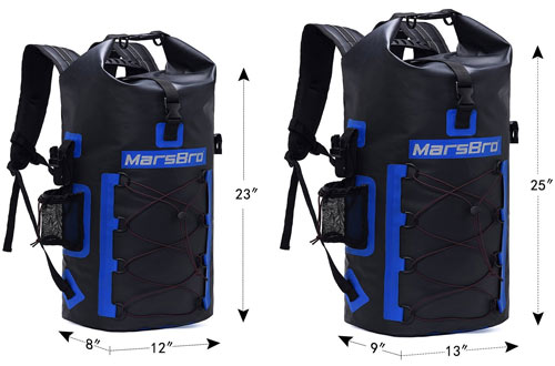 MarsBro Waterproof Dry Backpack Dry Bag