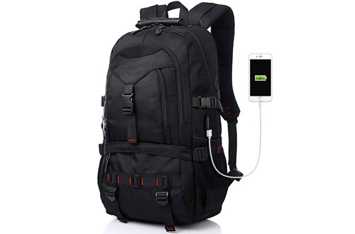 Fashion 17.3 Inch Laptop Backpack for Women & Men