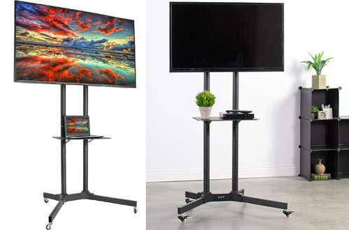 Rolling TV Carts