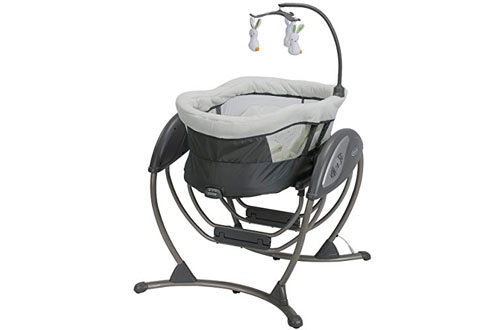 Graco DreamGlider Gliding Baby Swing