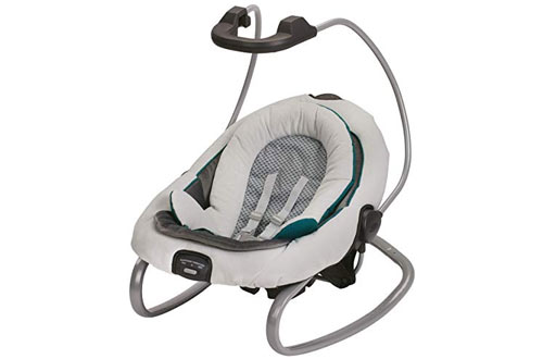 Graco Duetsoothe Swing Rocker