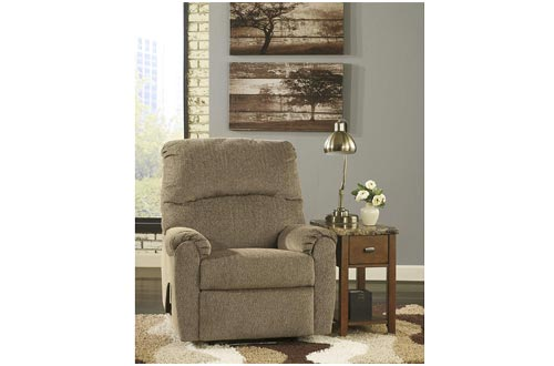 Flash Furniture Signature Design by Ashley Pranit Wall Hugger Recliner