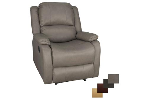 """RecPro Charles Collection 30"""" Zero Wall RV Recliner"""