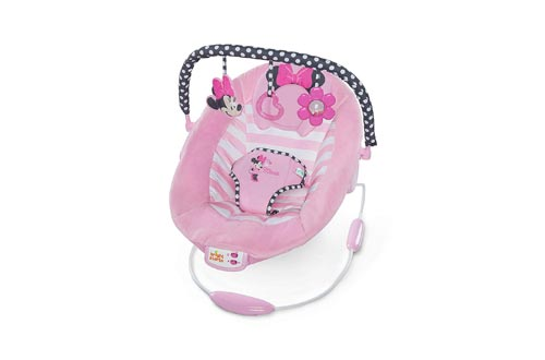 Disney Baby Minnie Mouse Blushing Bows Bouncers