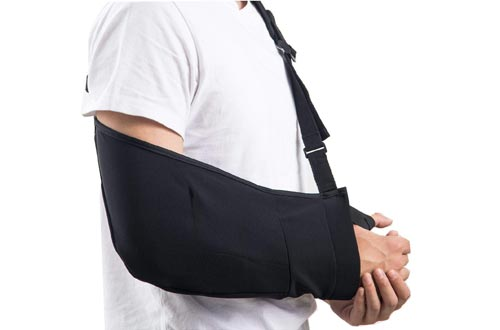 Arm Slings for Shoulder Women and Men Medical Support Immobilizer Left and Right Elbow Arm Fracture