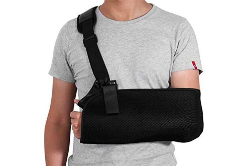 ROSENICE Arm Slings - Shoulder Immobilizer Medical Support Strap