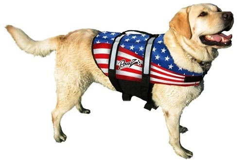 Pawz Pet Products Doggy Life Jackets